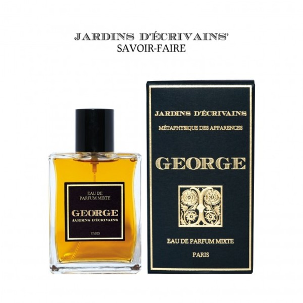 EAU DE PARFUM - GEORGE - 100ml / 3.4 fl.oz
